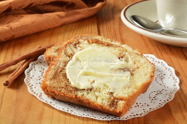 Cinnamon bread Stock photo © MSPhotographic
