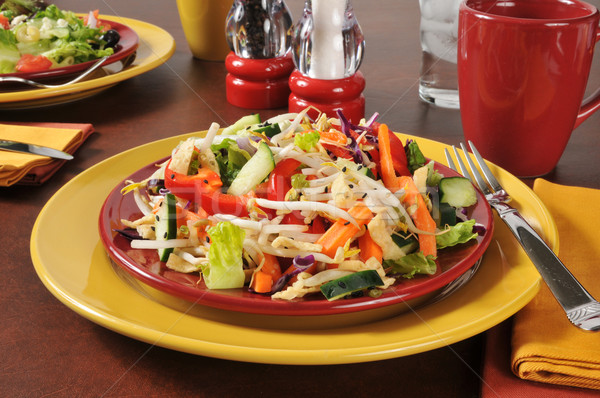 Chinese Salad Stock photo © MSPhotographic