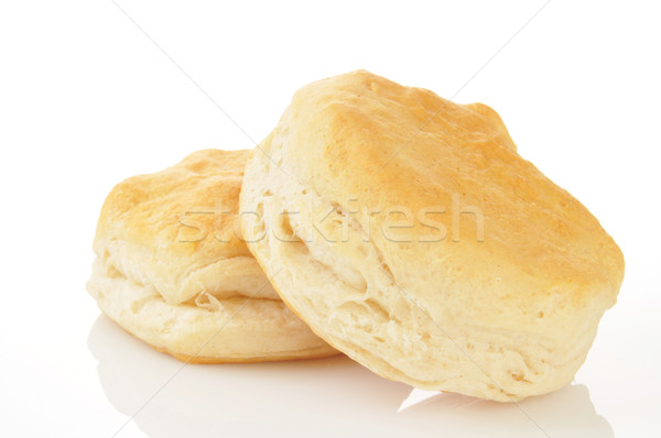 Butterilk biscuits Stock photo © MSPhotographic