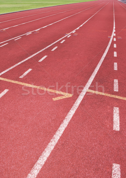 Foto stock: Ejecutando · tema · carrera · salud · deportes · ejercicio