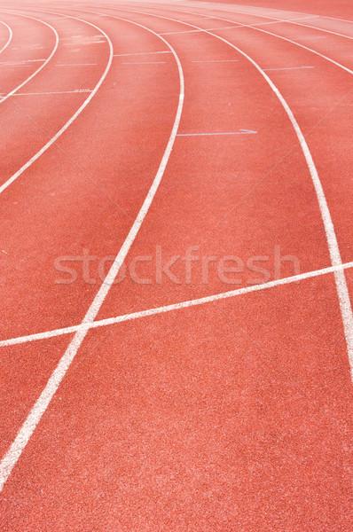 çalışma izlemek yarış sağlık spor egzersiz Stok fotoğraf © mtkang