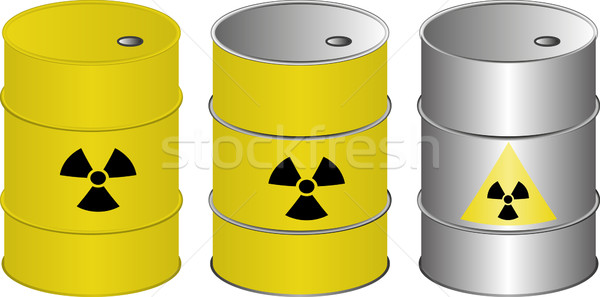 radioactive Stock photo © mtmmarek