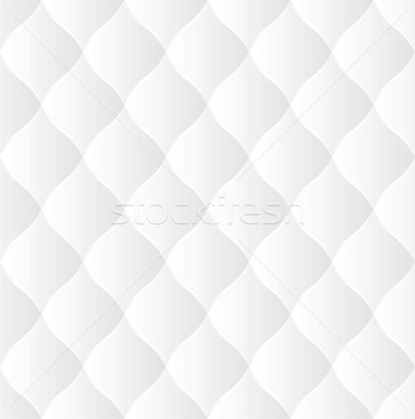 Biały neutralny tekstury przestrzeni wzór granicy Zdjęcia stock © mtmmarek