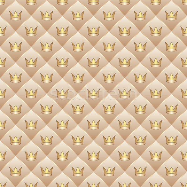 background with crowns Stock photo © mtmmarek