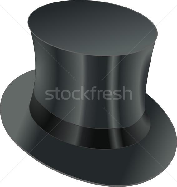 top hat Stock photo © mtmmarek