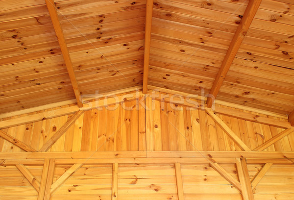 roof structure Stock photo © mtmmarek