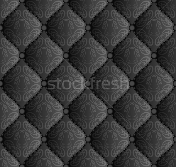black pattern Stock photo © mtmmarek