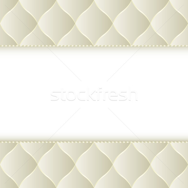 сливочный копия пространства аннотация фон красивой Label Сток-фото © mtmmarek
