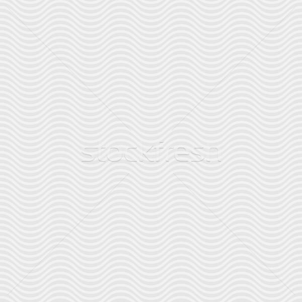 Minta végtelen minta egyszerű hullám formák Stock fotó © mtmmarek