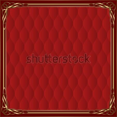 claret pattern Stock photo © mtmmarek