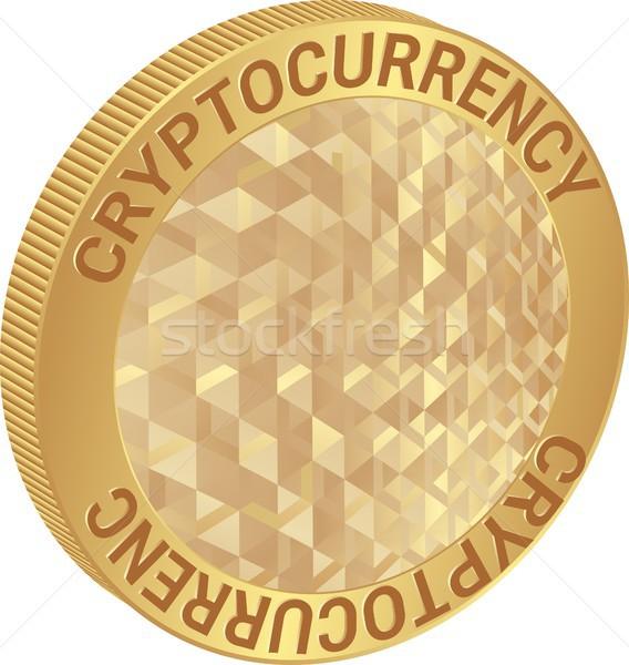cryptocurrency Stock photo © mtmmarek