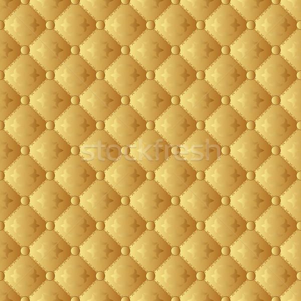 golden pattern Stock photo © mtmmarek