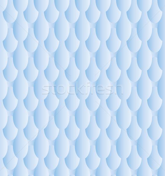 голубой шаблон бесшовный текстуры аннотация дизайна Сток-фото © mtmmarek