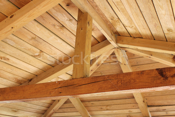 roof structure Stock photo © mtmmarek