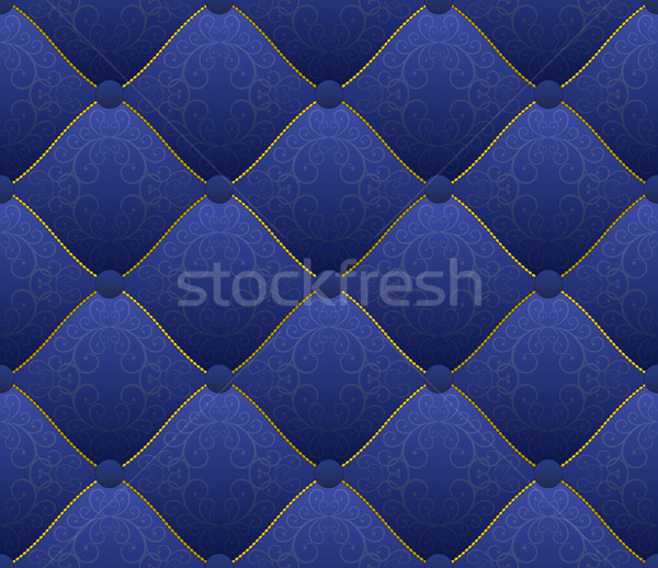 blue fabric Stock photo © mtmmarek