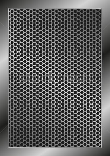 grate texture Stock photo © mtmmarek