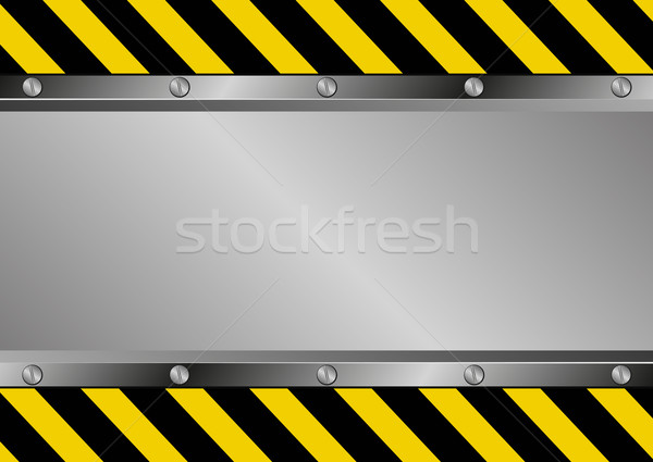 metal background Stock photo © mtmmarek