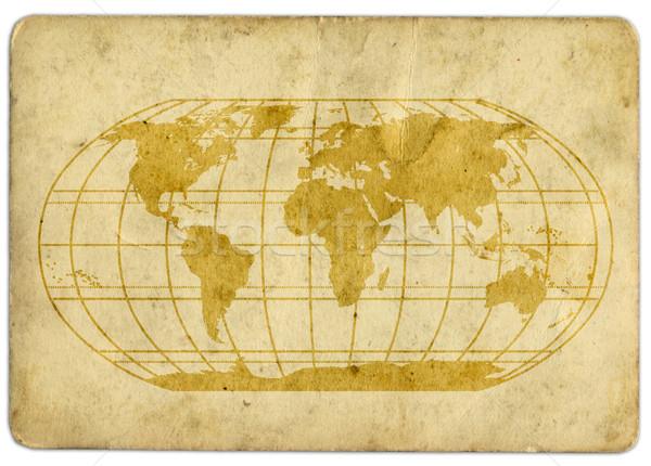 old map Stock photo © mtmmarek