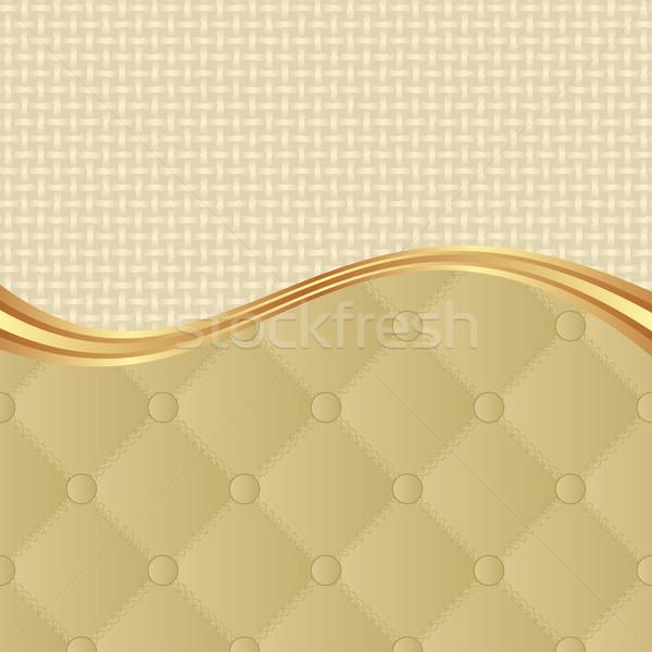 beige background Stock photo © mtmmarek