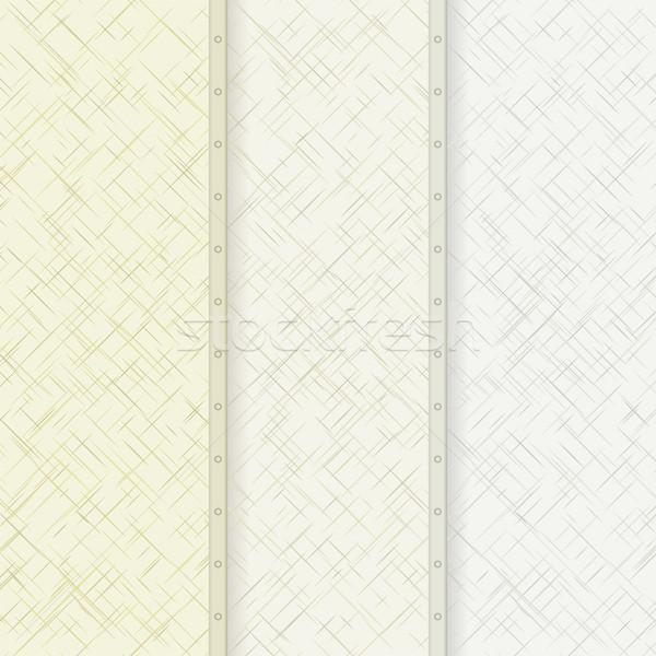 Neutralny trzy streszczenie tle wzór Zdjęcia stock © mtmmarek