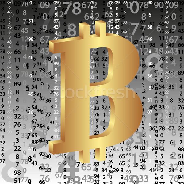 bitcoin Stock photo © mtmmarek