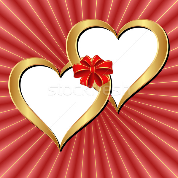 Valentines background Stock photo © mtmmarek