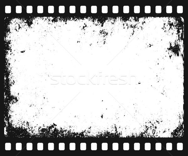 grunge filmstrip Stock photo © mtmmarek
