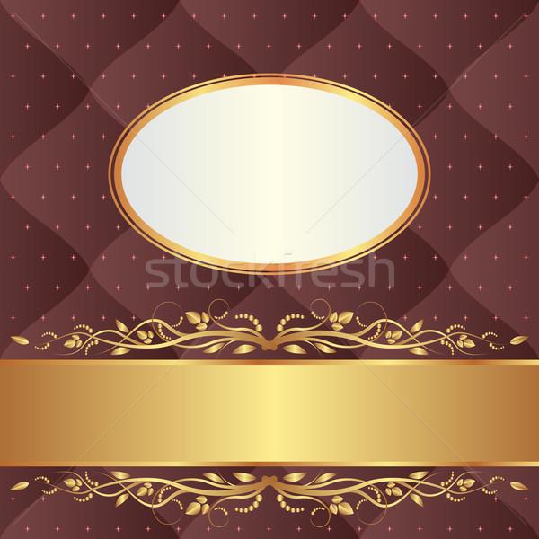 brown background Stock photo © mtmmarek
