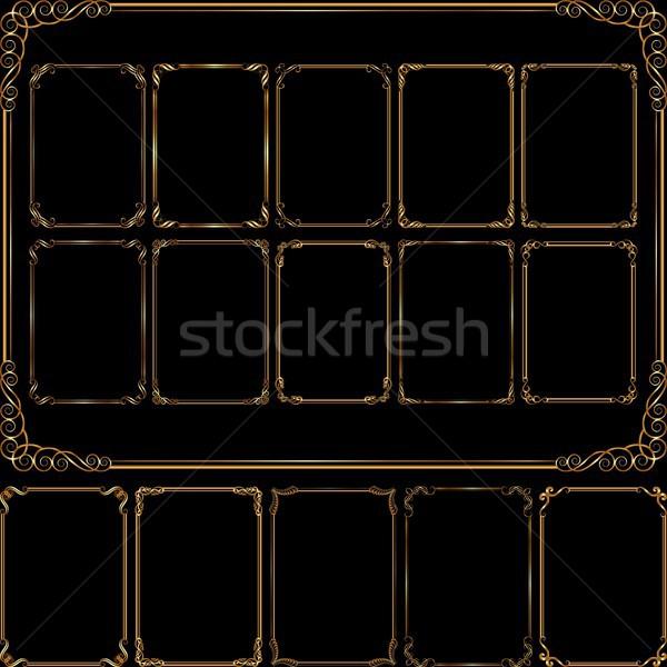 frames Stock photo © mtmmarek