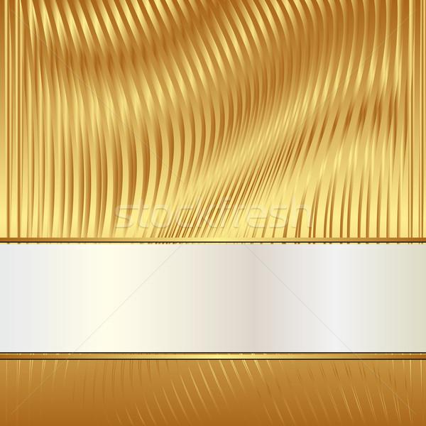 golden background Stock photo © mtmmarek