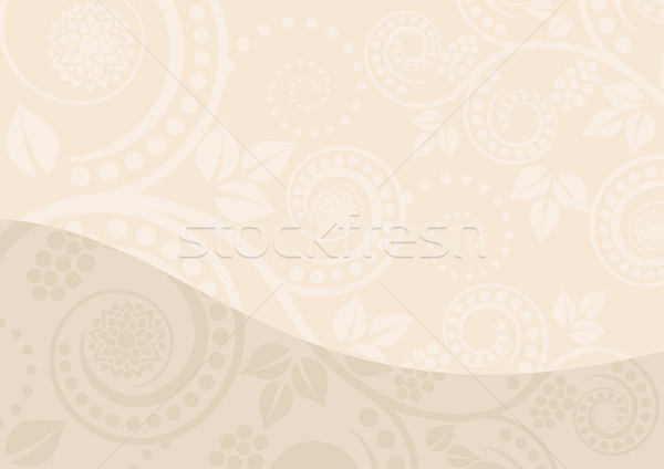 beige background Stock photo © mtmmarek