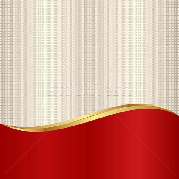 аннотация текстуры дизайна фон красный стиль Сток-фото © mtmmarek