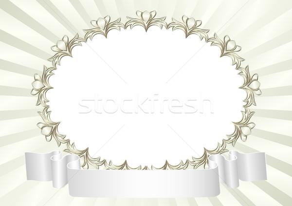 invitation Stock photo © mtmmarek