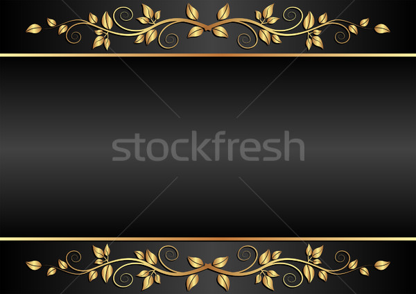black background Stock photo © mtmmarek