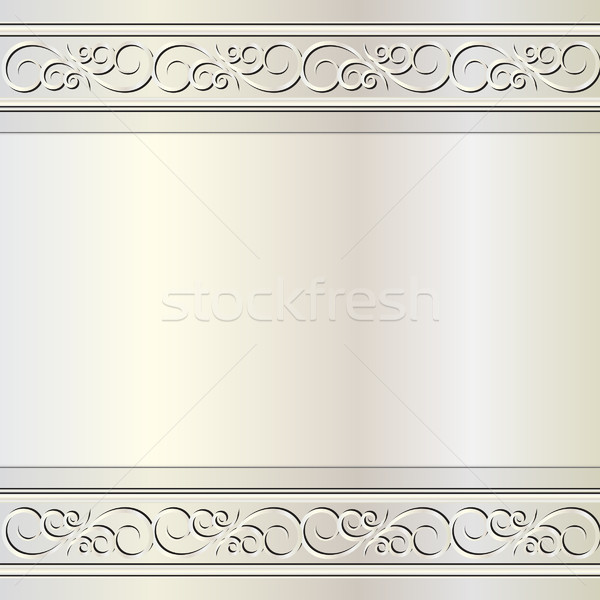 Glamour ornamenten abstract licht ontwerp retro Stockfoto © mtmmarek