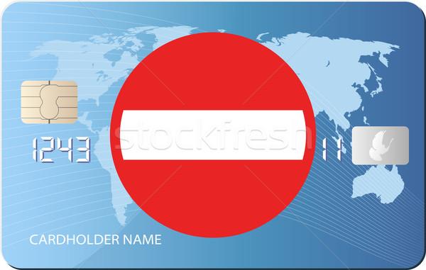 credit card Stock photo © mtmmarek