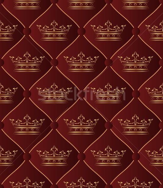 Végtelenített gesztenyebarna arany textúra háttér űr Stock fotó © mtmmarek