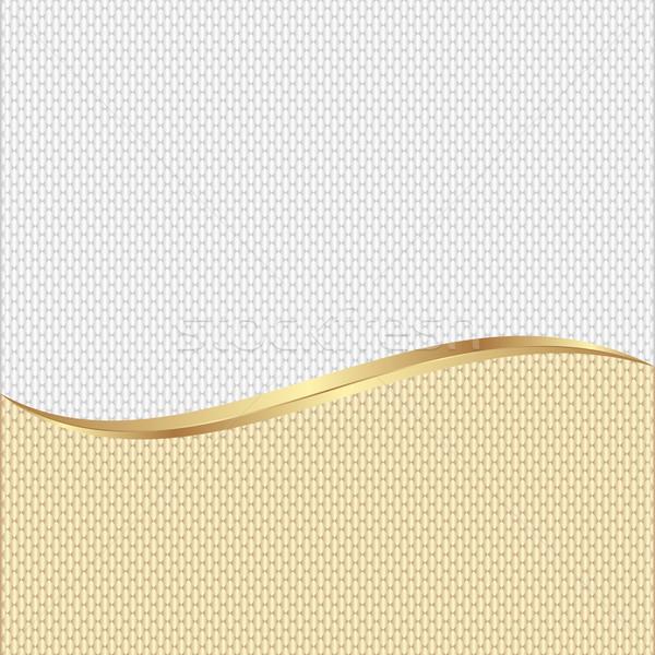 нейтральный белый сливочный текстуры дизайна фон Сток-фото © mtmmarek