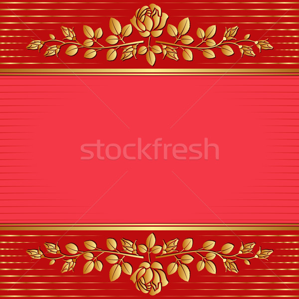 red background Stock photo © mtmmarek