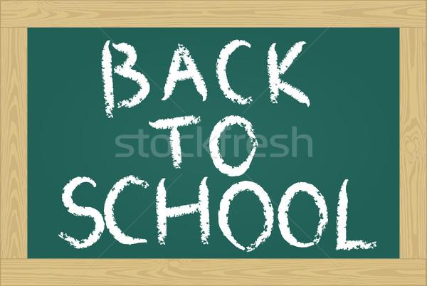 back to school Stock photo © mtmmarek