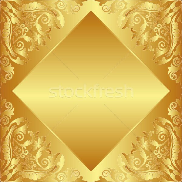 golden background Stock photo © mtmmarek