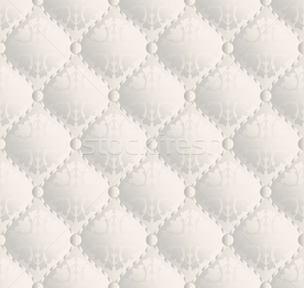 Cremoso sin costura adornos textura tejido retro Foto stock © mtmmarek