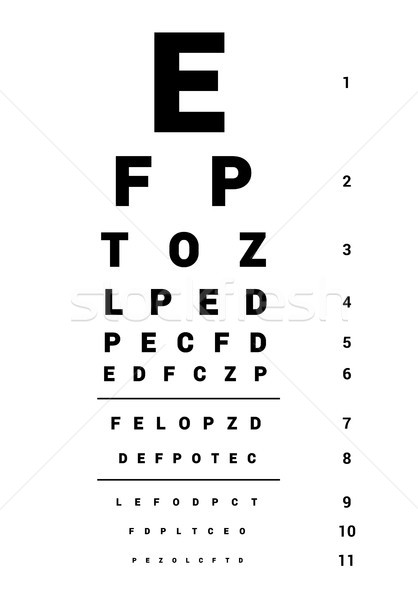 oculist Stock photo © mtmmarek