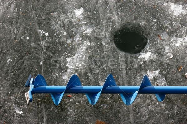 ice Stock photo © mtmmarek