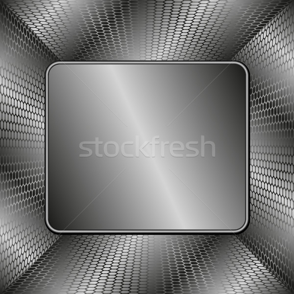metallic background Stock photo © mtmmarek