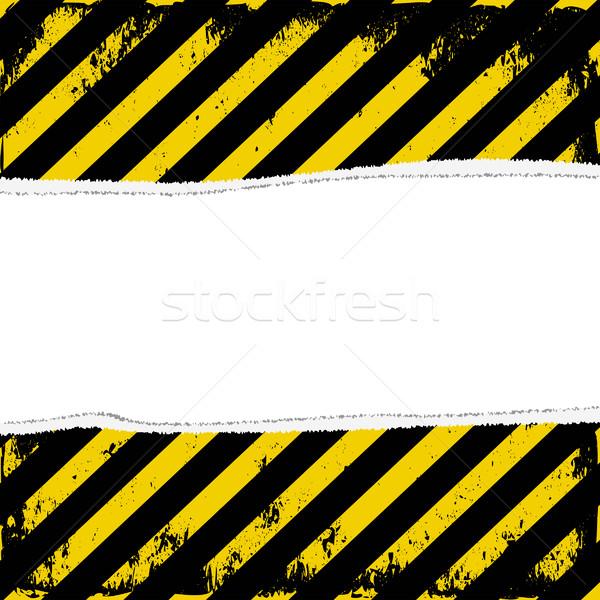 yellow black Stock photo © mtmmarek