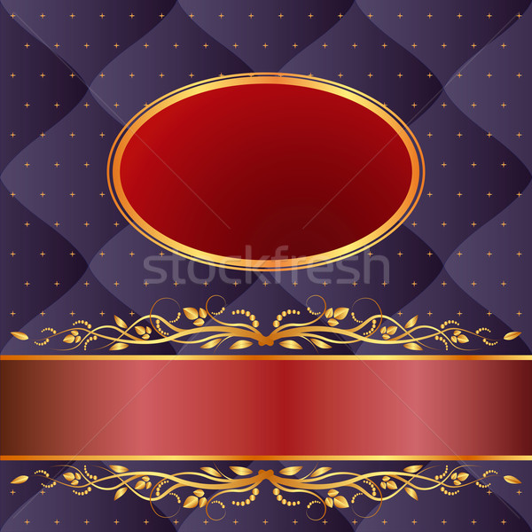 navy blue and maroon background Stock photo © mtmmarek