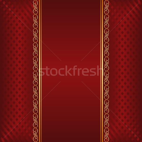 Copy space textúra absztrakt űr retro modern Stock fotó © mtmmarek