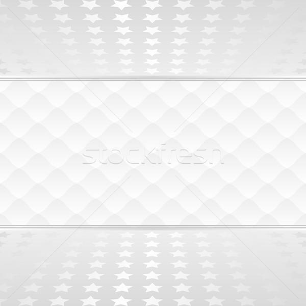 Stock fotó: Fehér · csillagok · minta · terv · űr · grafikus