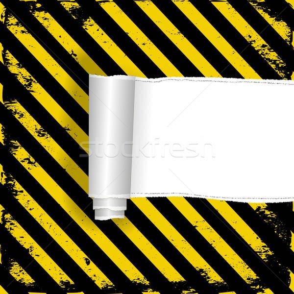 danger background Stock photo © mtmmarek